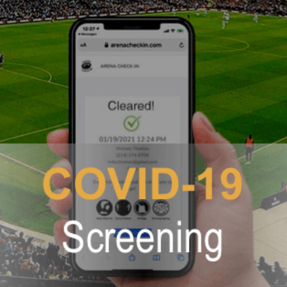 COVID 19 Screening